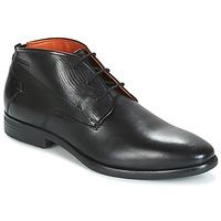 Sapatos Homem Botas baixas Bugatti MERANE Preto