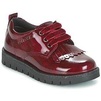 Sapatos Rapariga Sapatos Pablosky LOLIPO Vermelho