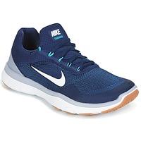 Sapatos Homem Fitness / Training  Nike FREE TRAINER V7 Azul