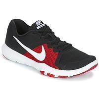 Sapatos Homem Fitness / Training  Nike FLEX CONTROL Preto / Vermelho