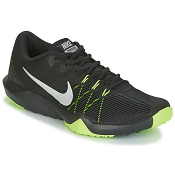 Sapatos Homem Fitness / Training  Nike RETALIATION TRAINER Preto / Amarelo