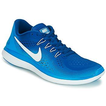 Sapatos Homem Sapatilhas de corrida Nike FLEX 2017 RUN Azul