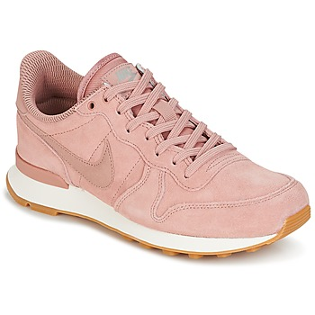 Sapatos Mulher Sapatilhas Nike INTERNATIONALIST SE W Rosa