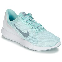 Sapatos Mulher Fitness / Training  Nike FLEX TRAINER 7 REFLECT W Branco / Verde
