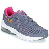 Sapatos Rapariga Sapatilhas Nike AIR MAX INVIGOR GRADE SCHOOL Azul / Rosa