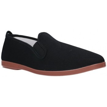 Sapatos Homem Slip on Potomac 295  (C) Hombre Negro noir
