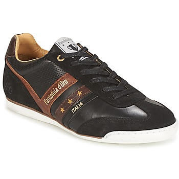 Sapatos Homem Sapatilhas Pantofola d'Oro VASTO UOMO LOW Preto