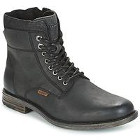 Sapatos Homem Botas baixas Levi's EMERSON COLLAR Preto