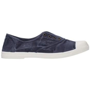 Sapatos Mulher Sapatilhas Natural World 102E Mujer Azul marino bleu
