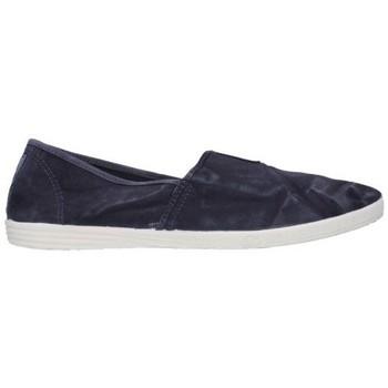 Sapatos Homem Alpargatas Natural World 305E - Azul marino bleu