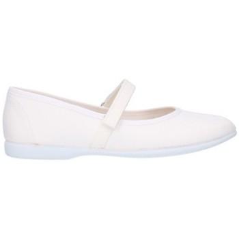 Sapatos Rapariga Sabrinas Batilas 11301 Niña Blanco blanc