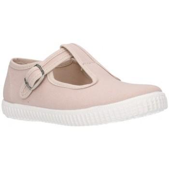 Sapatos Rapaz Sabrinas Batilas 52601 Niño Hielo bleu
