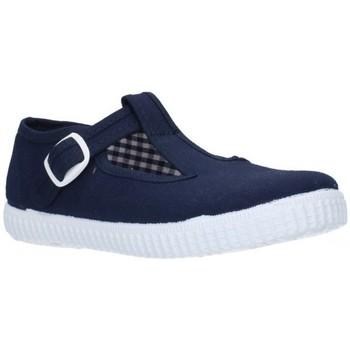 Sapatos Mulher Sapatilhas Batilas 52601 Niño Azul marino bleu