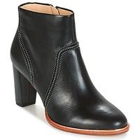 Sapatos Mulher Botins Clarks ELLIS BETTY Preto
