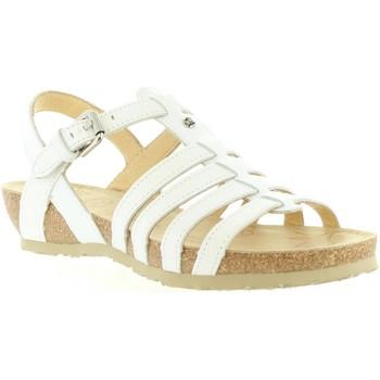 Sapatos Mulher Sandálias Panama Jack DUNA BASICS B4 Blanco
