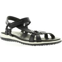 Sapatos Mulher Sandálias Panama Jack CARIBEL BW B1 Negro
