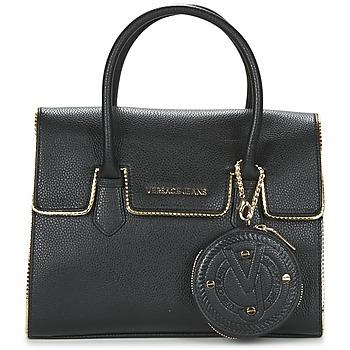 Malas Mulher Bolsa de mão Versace Jeans NOMU Preto