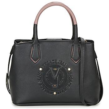 Malas Mulher Bolsa de mão Versace Jeans EDILA Preto