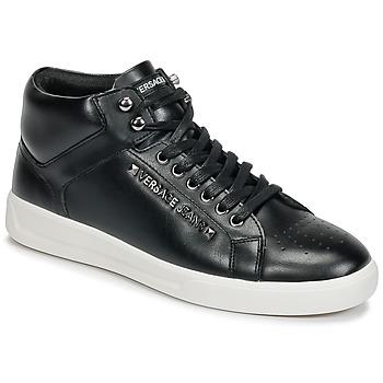 Sapatos Homem Sapatilhas de cano-alto Versace Jeans TERMI Preto