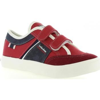 Sapatos Criança Sapatilhas Lois Jeans 60017 Rojo
