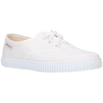Sapatos Rapaz Sapatilhas Potomac 291 Niño Blanco blanc