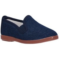 Sapatos Rapaz Slip on Potomac 295  (N) Niño Tejano bleu