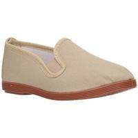 Sapatos Rapaz Slip on Potomac 295 (N) Niño Beige beige