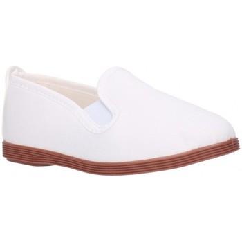 Sapatos Rapaz Slip on Potomac 295 (N) Niño Blanco blanc