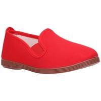 Sapatos Rapaz Slip on Potomac 295 (N) Niño Rojo rouge