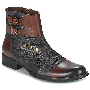 Sapatos Homem Botas baixas Kdopa BOMBAY Castanho