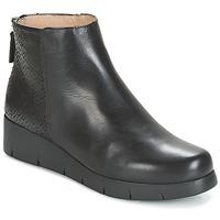 Sapatos Mulher Botas baixas Unisa FANI Preto