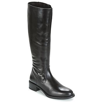 Sapatos Mulher Botas Unisa EDUCA Preto