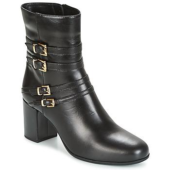 Sapatos Mulher Botins Unisa OPRA Preto