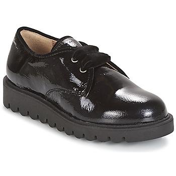 Sapatos Rapariga Sapatos Unisa MICK Preto
