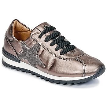 Sapatos Rapariga Sapatilhas Unisa DONYA Bronze