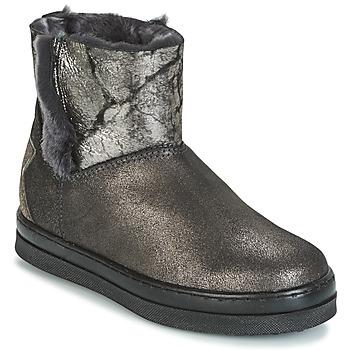 Sapatos Rapariga Botas baixas Unisa FIS Prata