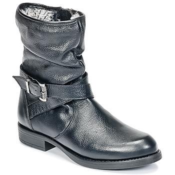 Sapatos Rapariga Botas baixas Unisa GADIN Preto
