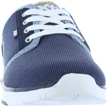 Sapatos Homem Sapatilhas Xti 46477 Azul
