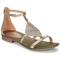 Sapatos Mulher Sandálias Now BRENTA Champanhe