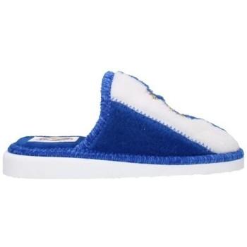 Sapatos Rapaz Chinelos Andinas 790-90 Niño Blanco blanc