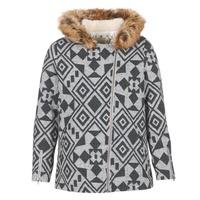 Textil Mulher Casacos Volcom SHOWDOWN JKT Cinza