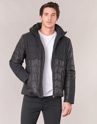 Textil Homem Quispos Emporio Armani EA7 MOUNTAIN M TECH JACKET Preto
