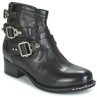 Sapatos Mulher Botas baixas Mimmu DIMA Preto