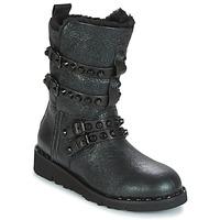Sapatos Mulher Botas de neve Mimmu BELLA Preto