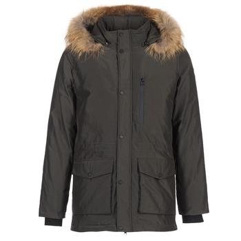 Textil Homem Parkas Oakwood 62426 Cáqui