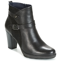 Sapatos Mulher Botins Dorking REINA Preto