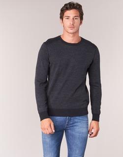 Textil Homem camisolas Oxbow PALANGRI Preto