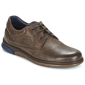 Sapatos Homem Sapatilhas Fluchos BEAR Castanho