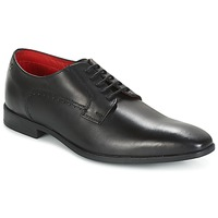 Sapatos Homem Richelieu Base London PENNY Preto