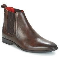 Sapatos Homem Botas baixas Base London GUINEA Castanho
